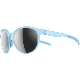 adidas Beyonder Bril Dames, turquoise matt/chrome mirror